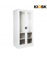 K/OGW-18 ตู้เสื้อผ้า (ใส)
